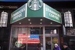 Marché : Starbucks déçoit avec ses ventes aux Etats-Unis