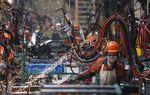 Marché : L'économie chinoise montre de nouveaux signes d'essoufflement