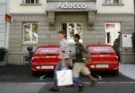 Marché : La croissance du CA d'Adecco ralentit au 3e trimestre