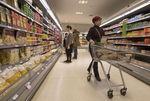 Marché : Le marché britannique de la grande distribution se contracte