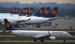 Marché : Second jour de grève en Allemagne des pilotes de Lufthansa