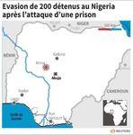 Marché : Une prison attaquée au Nigeria, 200 détenus s'évadent