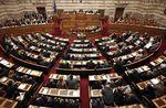 Marché : Le projet de budget 2015 approuvé par le Parlement grec
