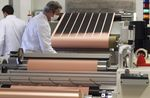 Marché : La production industrielle a fortement reculé en octobre
