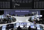 Europe : Les Bourses européennes évoluent en baisse à la mi-séance