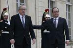 Marché : Hollande salue le succès de la BCE parvenue à une inflation zéro