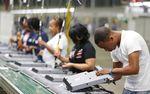 Marché : Production manufacturière en hausse de 0,3% en décembre aux USA