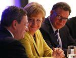 Marché : Angela Merkel minimise la portée d'un QE de la BCE