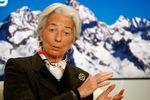 Marché : Le plan de la BCE ne suffira pas, estime Christine Lagarde