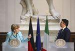 Marché : Les réformes doivent êtres poursuivies après la BCE, dit Merkel