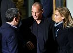 Marché : Varoufakis,