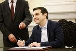 Marché : Le Premier ministre grec Alexis Tsipras dévoile le gouvernement