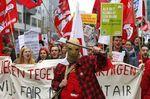 Marché : Le PIB de la Belgique au ralenti à cause de mouvements sociaux