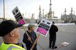 Marché : Troisième jour de grève dans des raffineries américaines