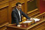Marché : Alexis Tsipras exclut de prolonger le programme d'aide à Athènes