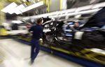 Marché : L'emploi manufacturier à un niveau record en 2014 en Allemagne