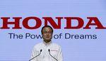 Marché : Démission surprise du directeur général de Honda