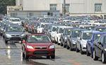 Immatriculations soutenues par les marques étrangères et Renault