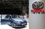 Marché : Toyota compte poursuivre sa croissance en Europe en 2015