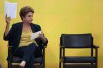 Marché : Dilma Rousseff défend sa politique d'austérité pour le Brésil