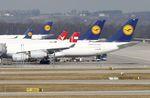Marché : Troisième jour de grève des pilotes de la Lufthansa