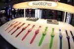 Marché : Swatch optimiste pour ses ventes 2015