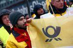 Marché : Grève suspendue chez Deutsche Post jusqu'aux négociations