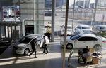 Marché : Les ventes de voitures continuent de s'effondrer en Russie