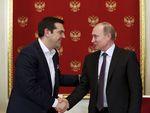 Marché : La Russie pourrait avancer des fonds à la Grèce