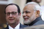Accord pour la livraison de 36 Rafale à l'Inde