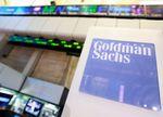 Marché : Le trading dope le bénéfice trimestriel de Goldman Sachs