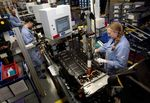 Marché : La croissance de l'activité manufacturière aux USA ralentit