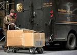 Marché : Hausse de 10% du bénéfice net trimestriel d'UPS