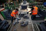 Europe : L'industrie a fortement ralenti en avril en Grande-Bretagne