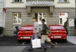 Marché : Résultats d'Adecco meilleurs que prévu et remaniement surprise