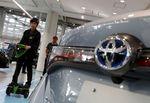 Marché : Toyota projette un bénéfice net annuel inférieur au consensus