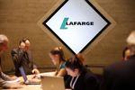 Lafarge prévoit 380 suppressions de postes, dont 166 en France
