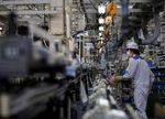 Marché : Le secteur manufacturier japonais renoue avec la croissance