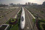 Marché : Projets dans les transports en Chine pour €17,1 milliards
