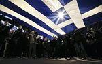La zone euro évoque pour la 1re fois un éventuel défaut grec