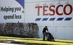 Marché : Recul moins fort que prévu des ventes de Tesco au 1er trimestre