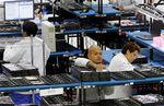 Marché : L'industrie US à son rythme le plus faible depuis octobre 2013