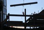 Marché : Les dépenses de construction à un pic de 6 ans et demi aux USA