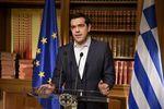 Marché : Alexis Tsipras réitère son appel à voter
