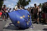 Marché : Blocages et tensions à l'approche du référendum grec