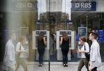 Marché : RBS risque une amende de 13 milliards de dollars aux USA