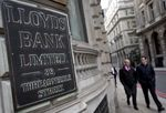 Marché : La participation de l'Etat britannique dans Lloyds sous les 15%