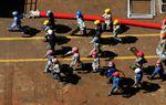 Marché : L'activité du secteur privé marque le pas