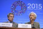 Marché : Le prochain patron du FMI pourrait ne pas être européen