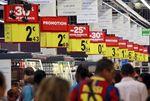Marché : La consommation des ménages en France en hausse de 0,4% en juin